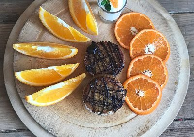 Orange Cake The Bean Tree Kitchen